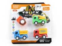 Press Construction Truck(2S)