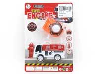 Press Fire Engine(6S)