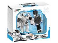 Press Transforms Robot