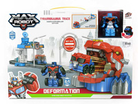 Press Transforms Car(2C) toys