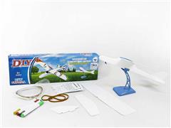 Press Airplane(Diy) toys