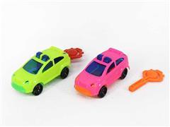 Press Police Car toys