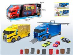 Press Container Truck(3C) toys