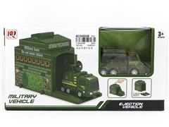 Ejection Military Vehicle Set toys