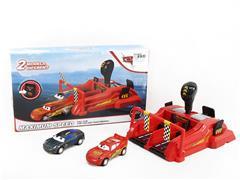 Press Car Set toys