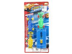 Press Equation Car(3in1) toys