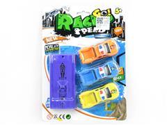 Press Police Car(3in1) toys