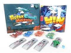 Press Airplane toys
