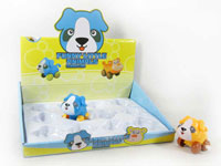 Wind-up Dog(12in1)