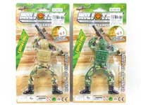 Wind-up Soldiers(2C)