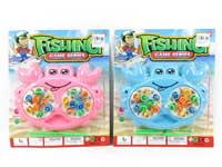 Wind-up Fishing Game(2C)