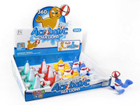 Wind-up Sea Lion(12in1) toys