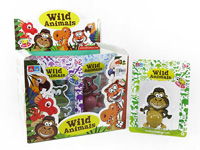 Wind-up Animal(12in1) toys