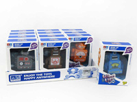Wind-up Robot(12in1) toys