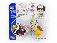 Wind-up Diy Animal Set toys
