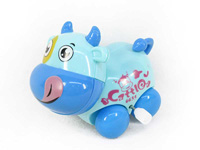 Wind-up Cattle(4C) toys