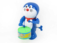 wind-up Jingle Cat toys