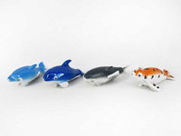 Wind-up Swimming Benthos(4S) toys