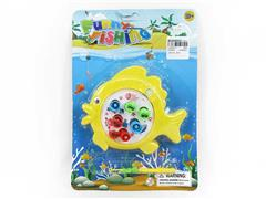 Wind-up Fishing Game(2S3C) toys