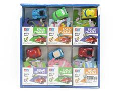 Wind-up Train(12in1) toys
