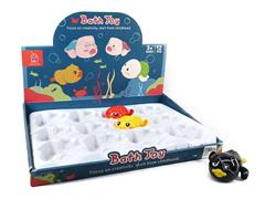 Wind-up Duck(12in1) toys