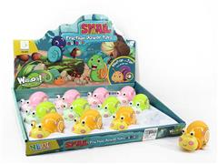 Wind-up Snail(12in1) toys