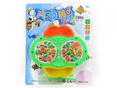 Wind-up Fishing Game(3C) toys