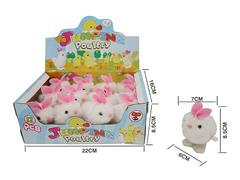 Wind-up Rabbit(12in1) toys