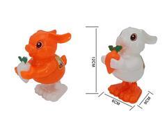 Wind-up Rabbit(2C) toys