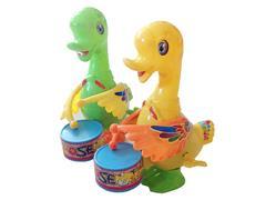 Wind-up Drum Goose(3C) toys