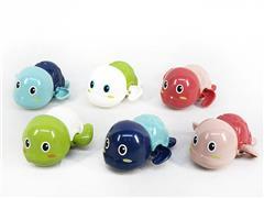 Wind-up Swimming Tortoise(6C) toys