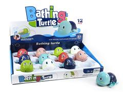 Wind-up Swimming Tortoise(12in1) toys