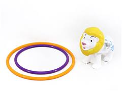 Wind-up Leo(2C) toys