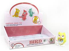 Wind-up Parrot(12in1) toys