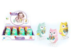 Wind-up Owl(12in1) toys