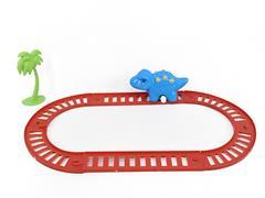 Wind-up Orbital Dinosaur toys