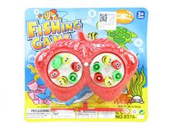 Wind-up Fishing Game toys