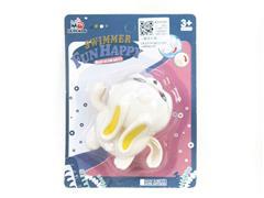 Wind-up Swimming Rabbit toys