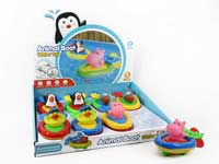 Pull Line Ship(8in1) toys