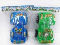 Pull Line Car W/L(4C) toys