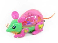 Pull Line Rat W/L toys