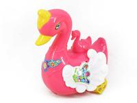 Pull Line Goose W/L toys