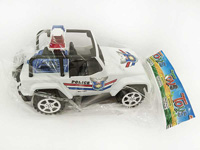 Pull Line Police Car toys