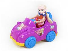 Pull Line Car W/L(3C) toys