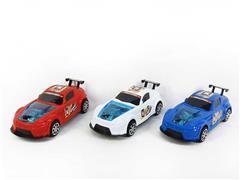 Pull Line  Sports Car W/L(3C) toys