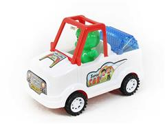 Pull Line Car W/L toys