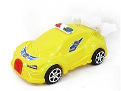 Pull Line Police Car W/L(3C) toys