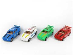 Pull Line Racoing Car(4C) toys