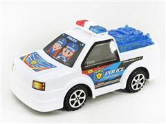 Pull Line Police Car W/L toys