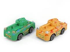 Pull Line Tank(2S2C) toys
